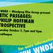 Poetic Passages: A Philip Hoffman Retrospective