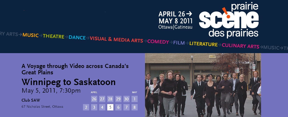 """""""What Comes Between"""" to screen in Ottawa"""