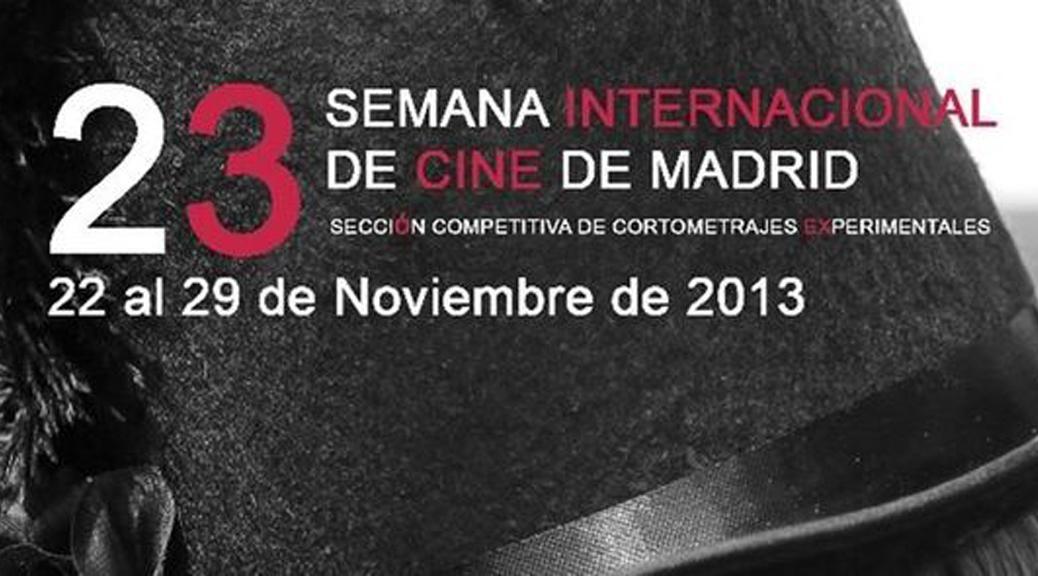 Presque Vu to screen at the Semana de Cine Experimental de Madrid