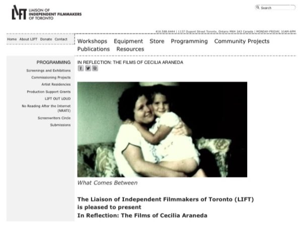 Retrospective screening in Toronto